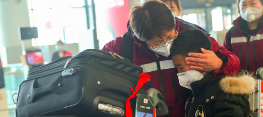 piano governi evacuazione wuhanvirus cinese