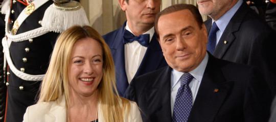 forza italia fratelli d italia elezioni regionali emilia calabria