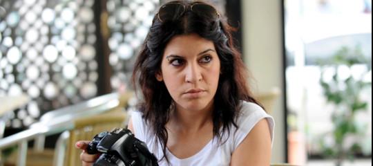 Tunisia bloggermorta Lina Ben Mhenni primavera araba