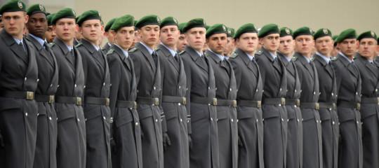 Germania estrema destra esercito