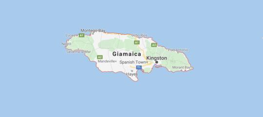 terremoto giamaica