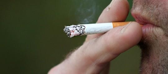 fumo cancro polmoni cellule riparazione