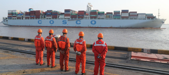 Italia Cinainterscambio commerciale miliardi