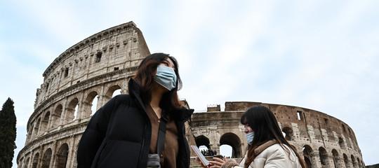coronavirus contagio italia