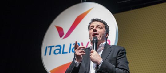 renzi italia viva assemblea nazionale