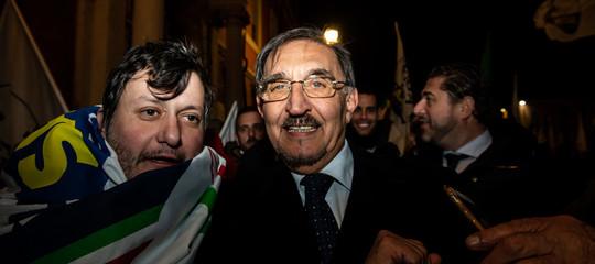 ignazio La Russa saluto romano fratelli italia