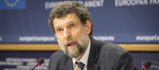 turchia kavala attivista condanna ergastolo