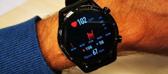 coronavirus sensore smartwatch