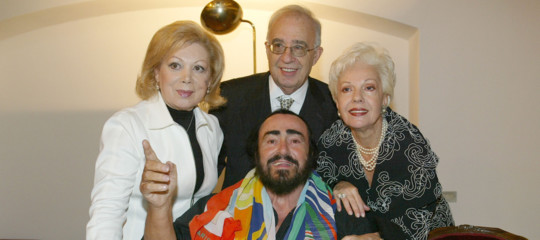 lirica morta soprano Mirella Freni