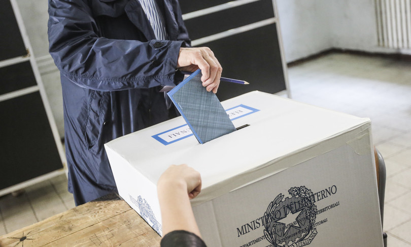 elezioni suppletive roma napoli umbria