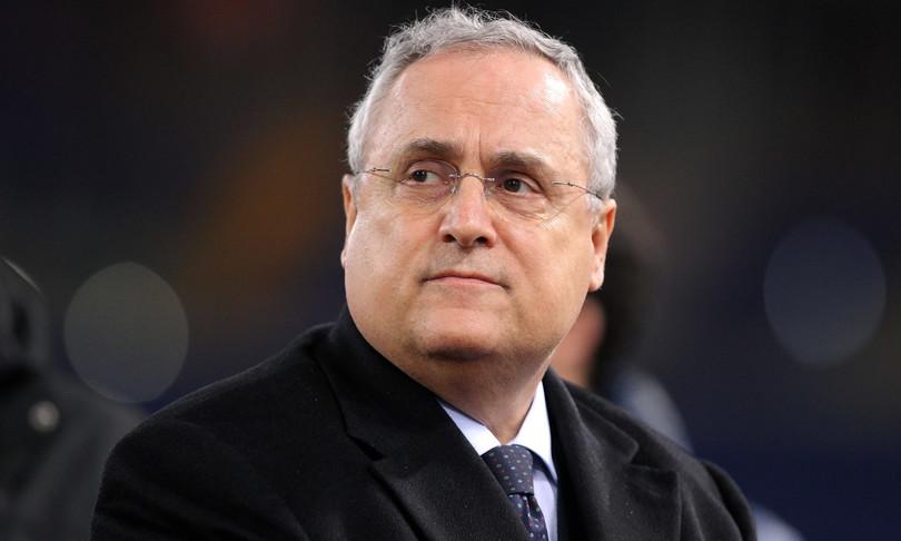 Calcio Lotito Lazio scudetto