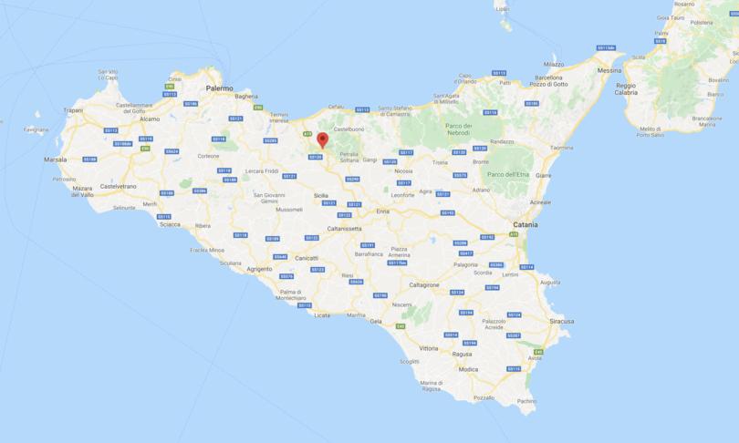Terremoto scossa Palermitano