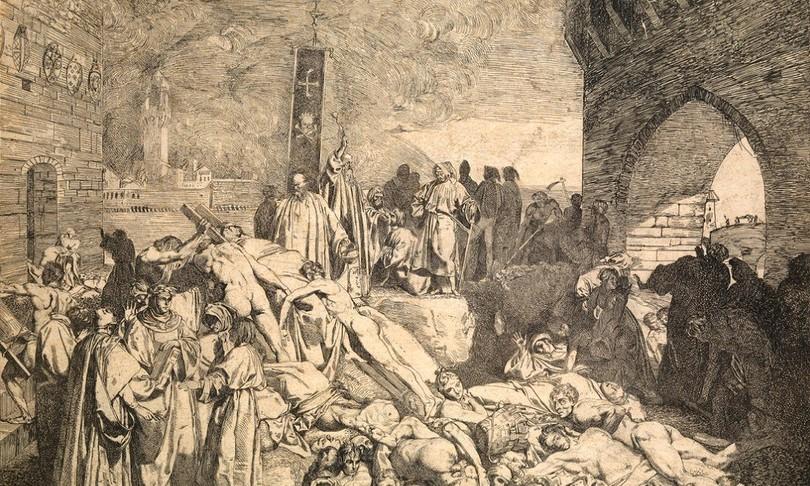 La peste del '600 a Milano e la lezione di Manzoni