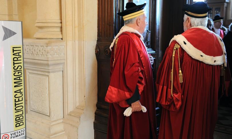 Coronavirus magistrato Milano contagi tribunale