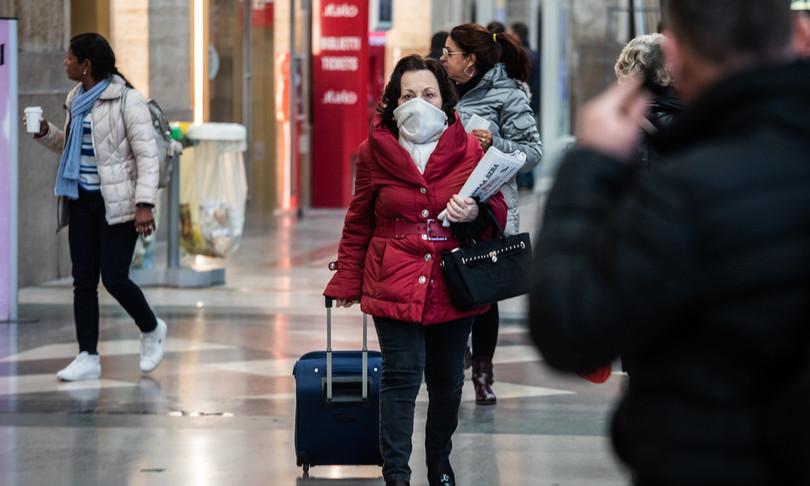 Coronavirus milano contagi