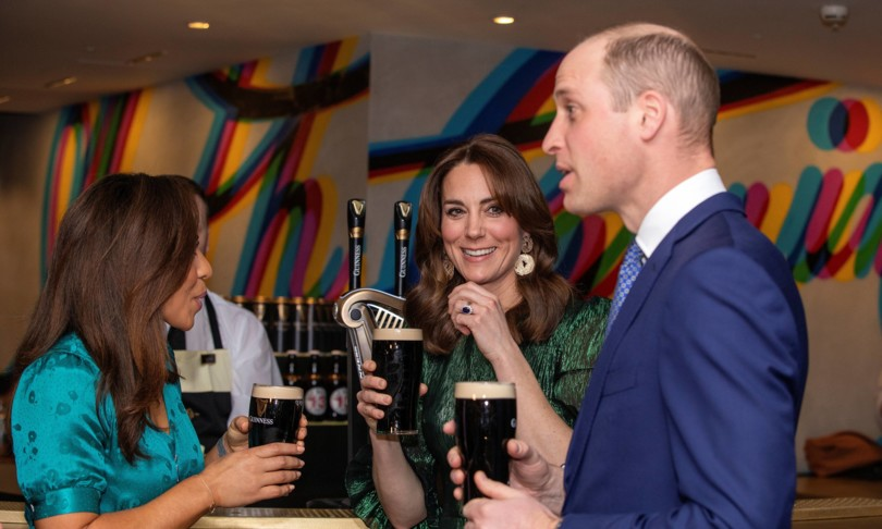 william kate visita irlanda