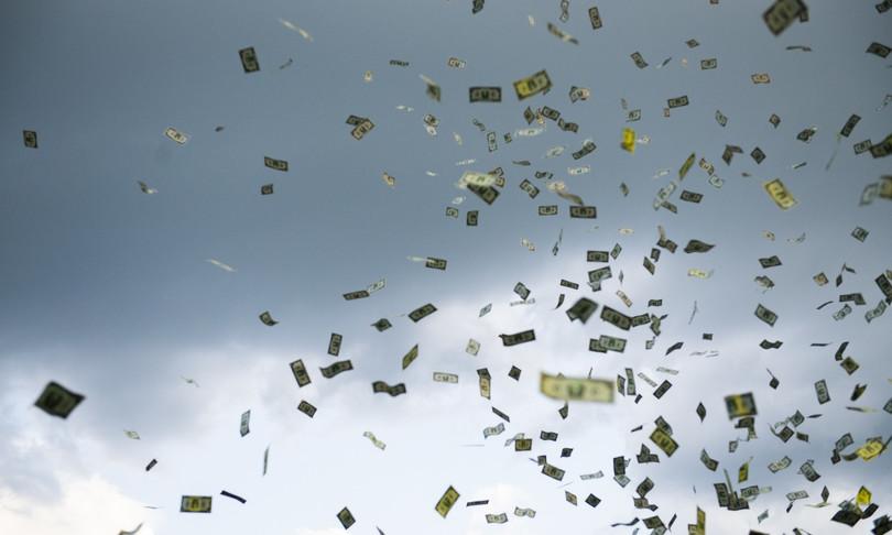 coronavirus helicopter money