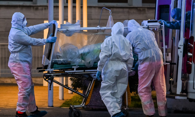 decessi contagi guariti coronavirus