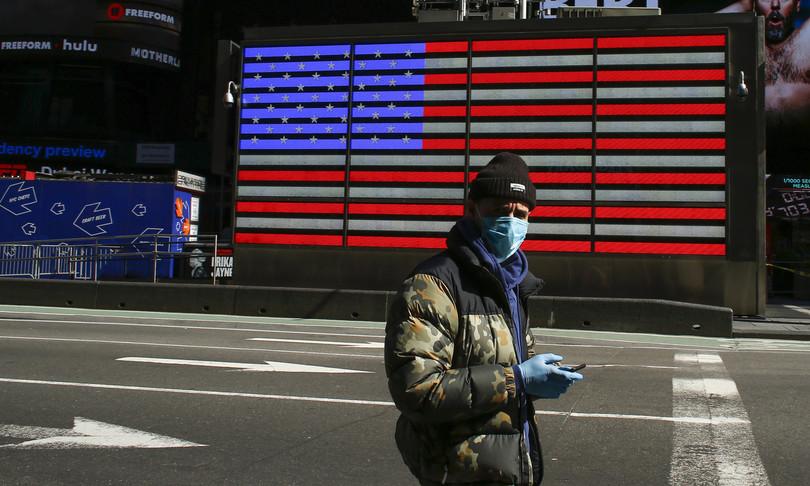 Coronavirus: New York 5.770 nuovi casi, aumento superiore all'Italia