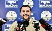 """Salvini ringrazia Draghi: """"Parole sacrosante, non siamo più soli"""""""