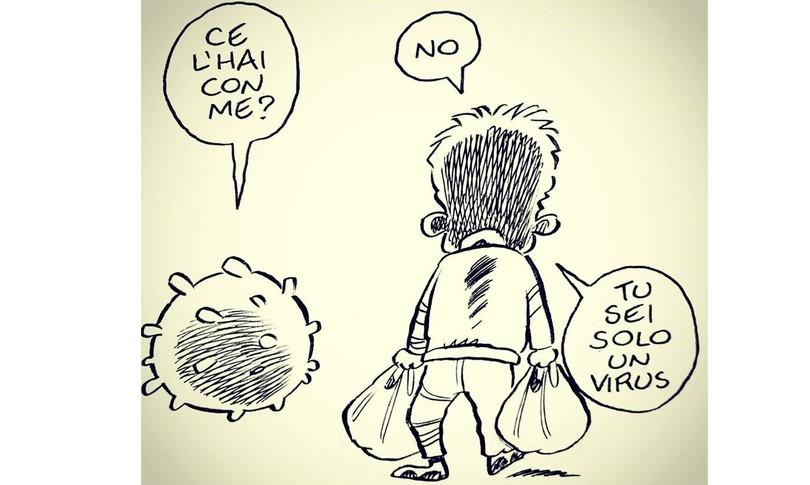 ortolani Rat-Man fumetti diario zona rossa quarantena coronavirus