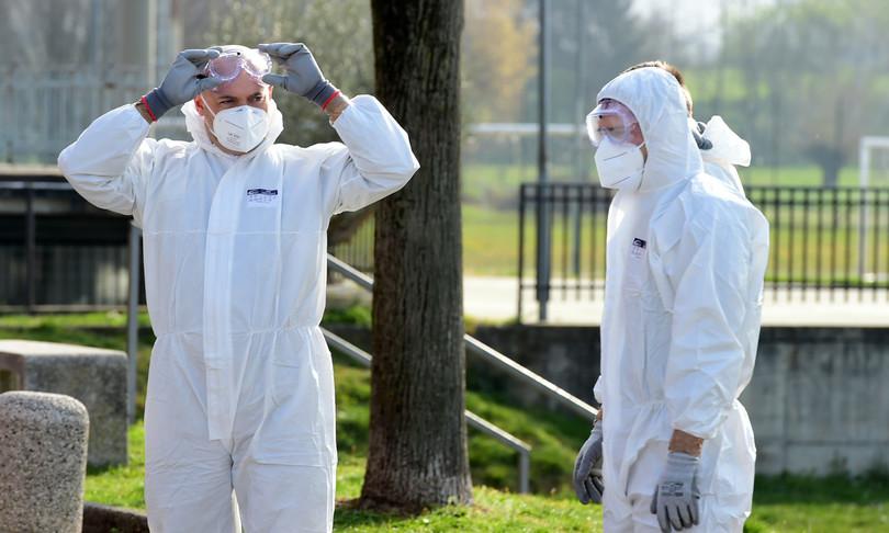coronavirus morti contagi casi guariti