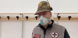 L'ospedale in cui gli Alpini combattono contro il coronavirus