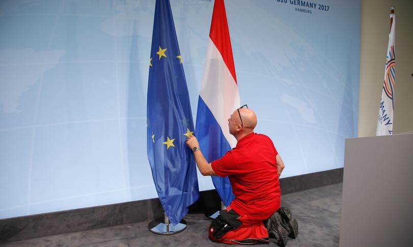 lettera politici italiani contro olanda