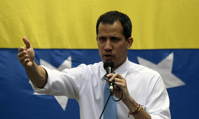 venezuela guaido accusato colpo di stato
