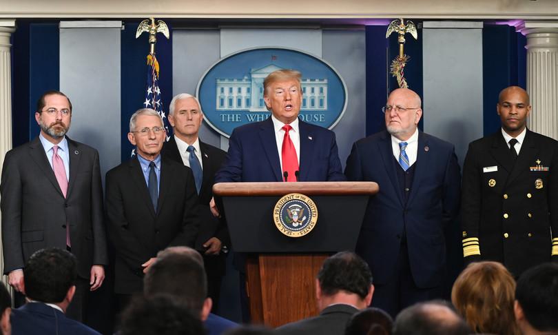Coronavirus: Trump, 2 settimane dolorose poi verso luce