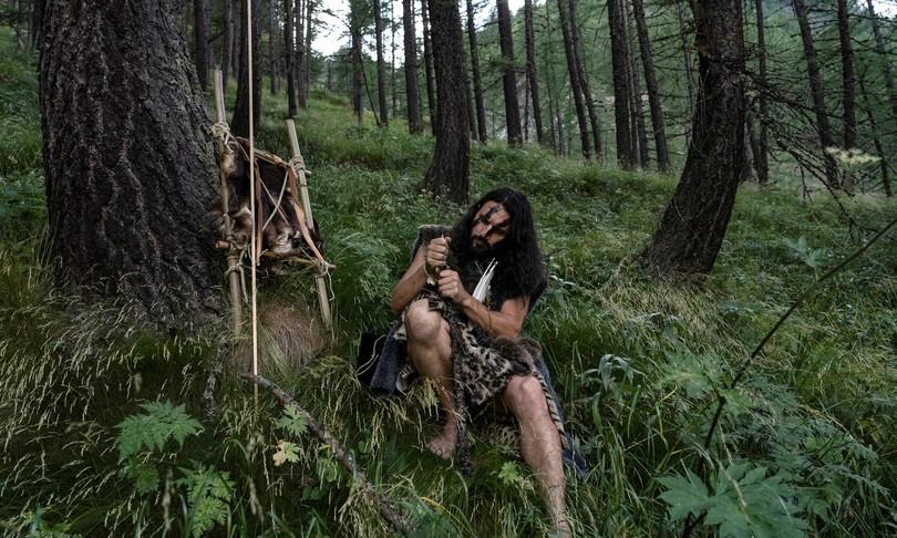 trovata corda uomo di neanderthal