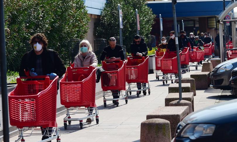 pasqua spesa code supermercato