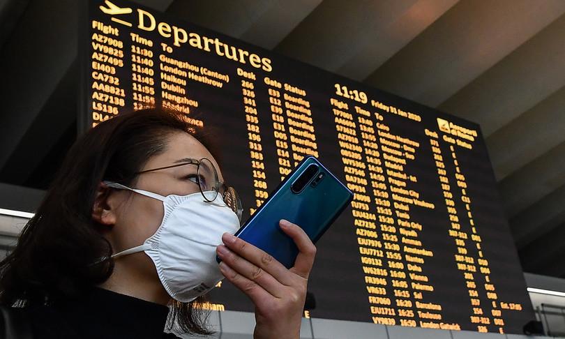 aeroporti coronavirus