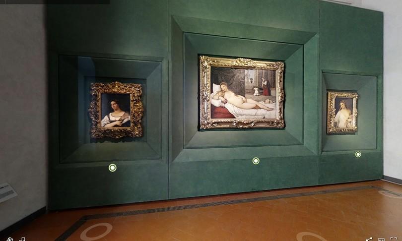 Uffizi Firenze I Medici