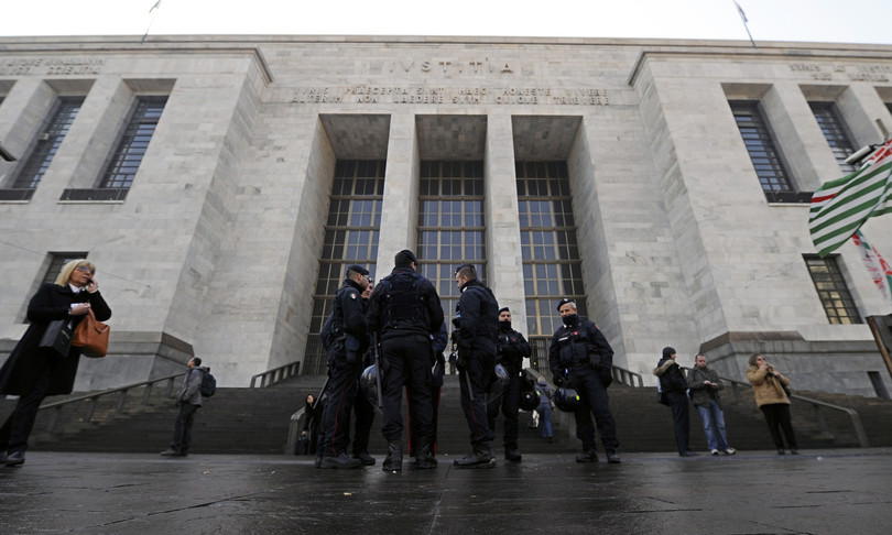 coronavirus tribunale Milano giustizia Vinicio Nardo avvocati processo remoto