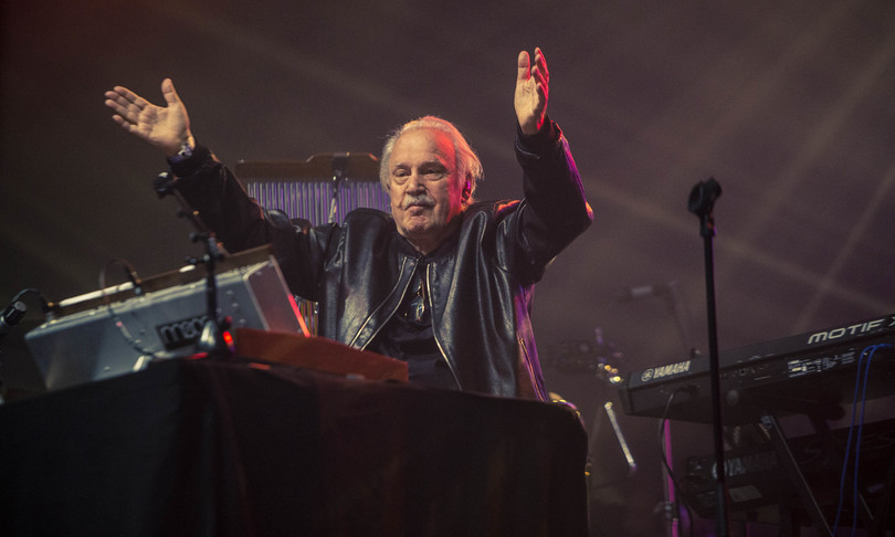 giorgio moroder80 anni disco music