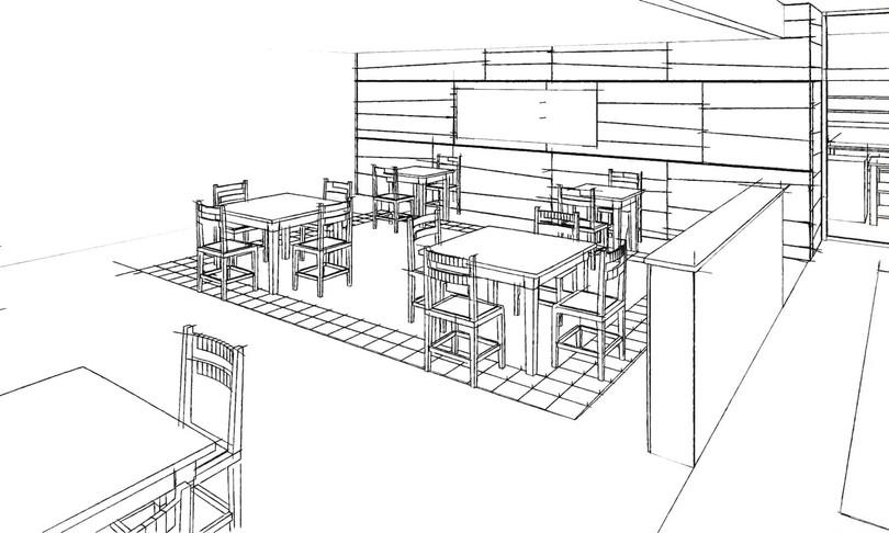 fase 2 coronavirus pannelli invisibili ristoranti
