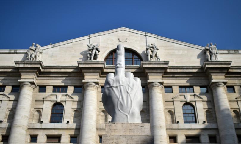 Borse europee Milano
