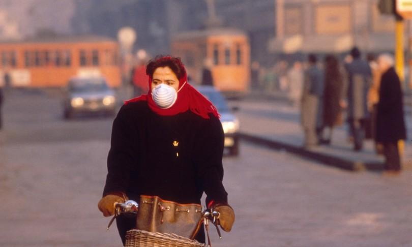 particolato inquinamento coronavirus covidmarco travaglio