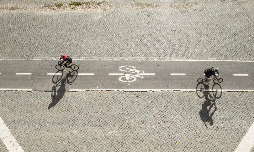 nuove piste ciclabili roma raggi