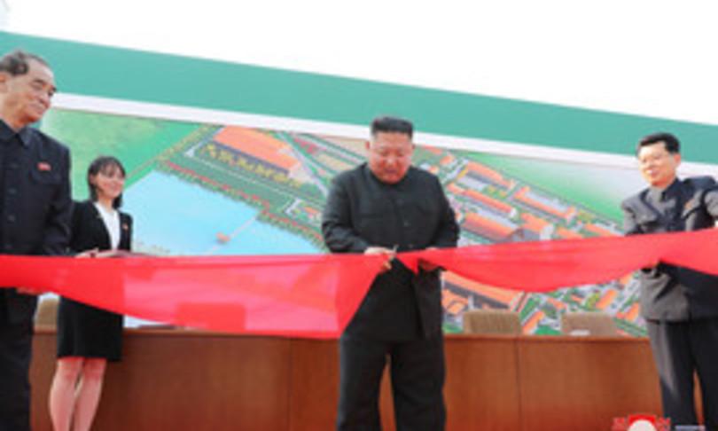 Nord CoreaKim tornato