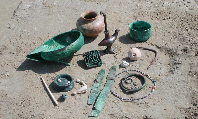 archeologia rossi osmida via della seta