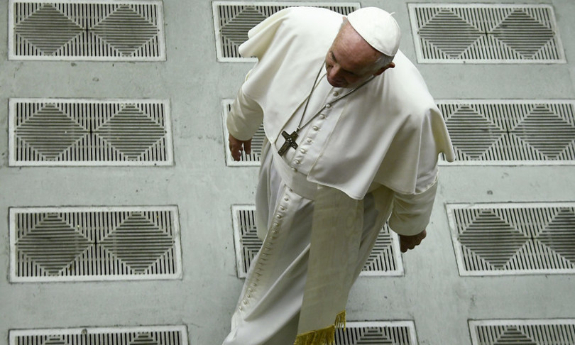 telefonata papa francesco bergamo inferno