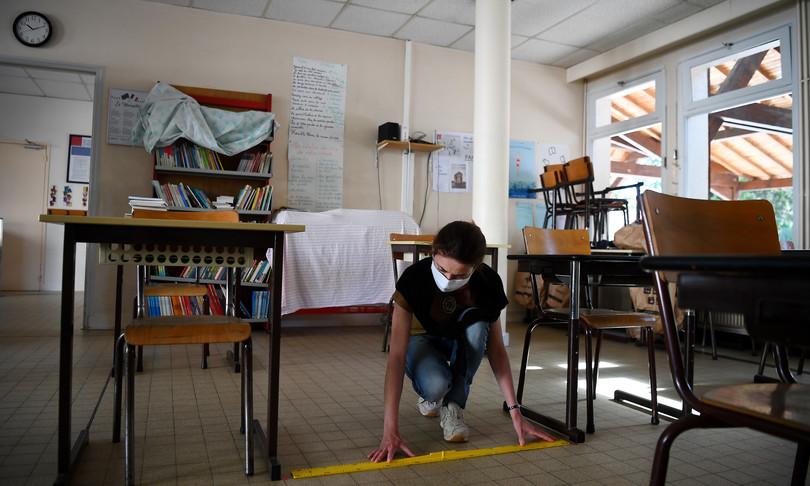 riaperture scuole italia europa coronavirus
