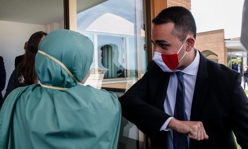 Silvia Romano atterrata liberata Ciampino