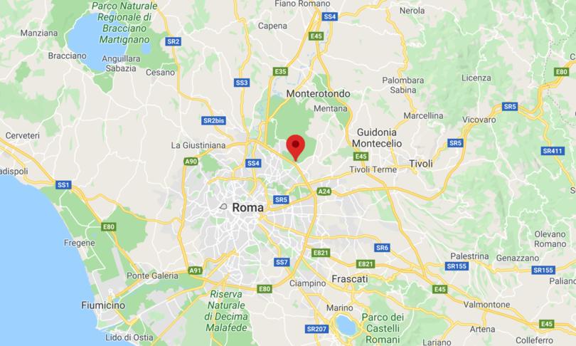 scossa Terremoto roma fonte nuova