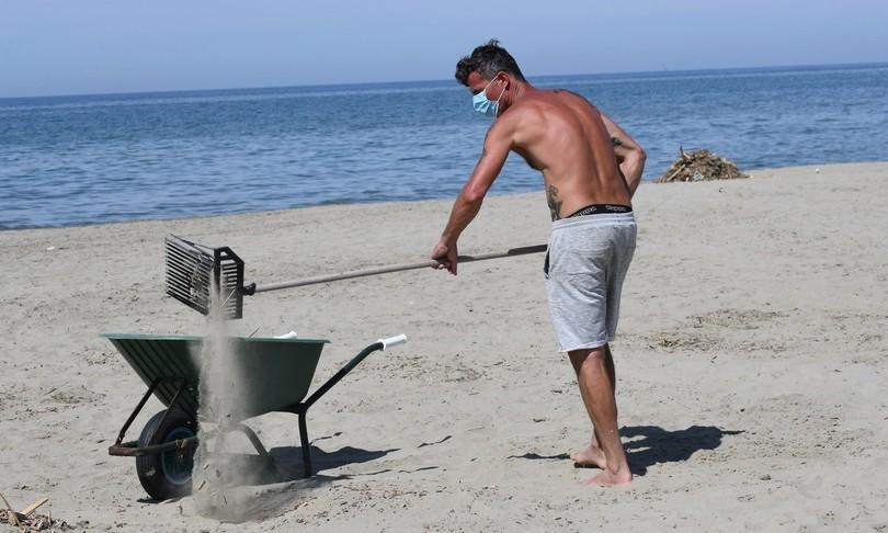 spiagge regole mascherine distanziamento