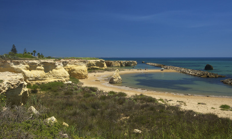 spiagge ambiente mare bandiera blu