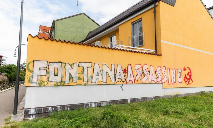 Attilio Fontana Coronavirus minacce scorta Milano