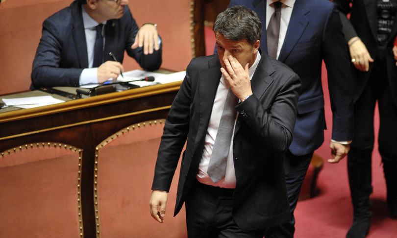 """Per Bonafede si alza lo 'scudo' della maggioranza. Renzi: """"Non avevo altra scelta"""""""